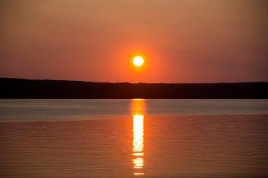 Hard to beat Upper Peninsula sunsets